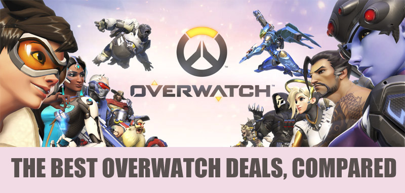 The Best Overwatch Deals Compared and Contrasted