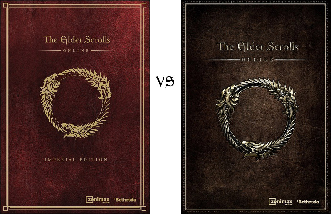 Exclusive Race Works? Elder Scrolls Online Imperial Edition