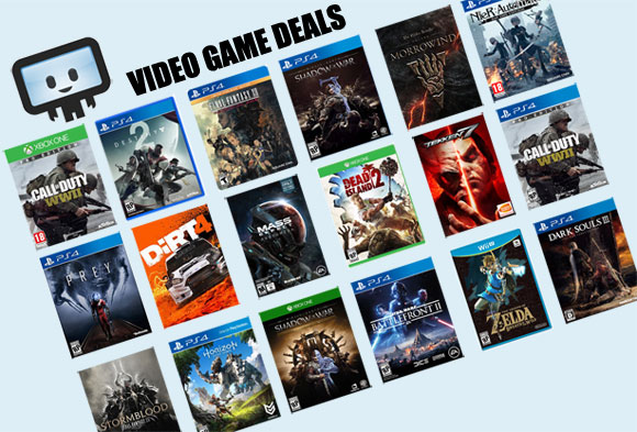 Dealzon: We Find Hot Deals for Gamers