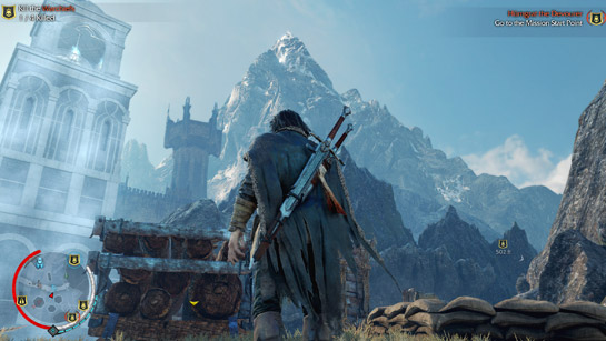 Shadow of Mordor Screenshot